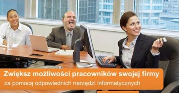 Foto de Versiones photoshopeadas del anuncio de Microsoft Polonia (1/5)