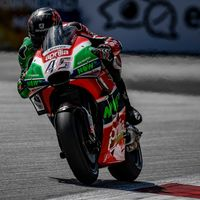 Scott Redding finalmente se va de MotoGP para correr el British Superbike con la Ducati Panigale V4
