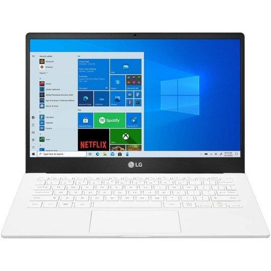 Portátil LG 13U70P, AMD Ryzen 5, 8GB, 512GB SSD