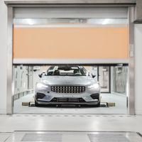 Polestar arranca la producción de su coche híbrido, el Polestar 1, en una nueva fábrica en China