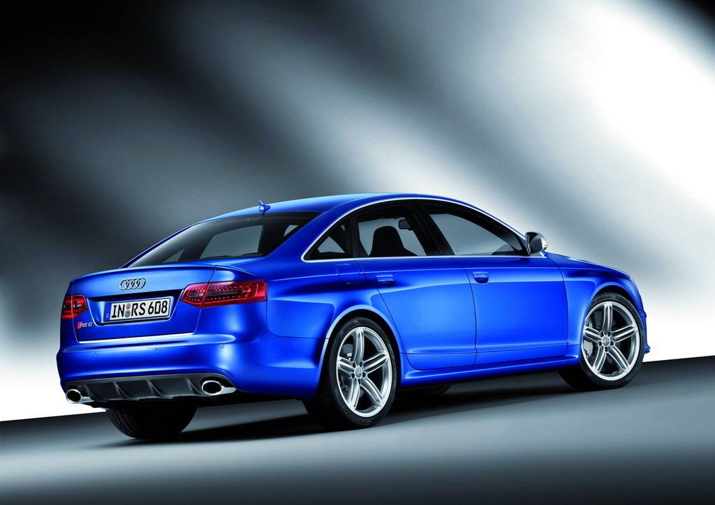 Foto de Audi RS6 sedán (6/12)