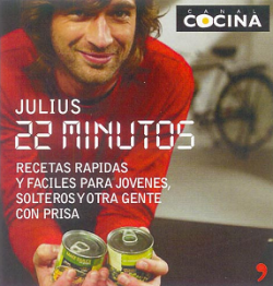 22 Minutos, las recetas de Julius
