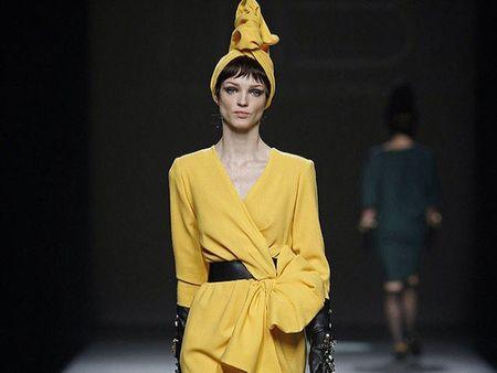 Mercedes Benz Fashion Week Madrid: Los diseños más sorprendentes