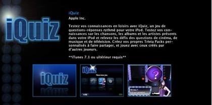 Rumores de una próxima actualización del iPod, ¿con nuevo juego y nueva interfaz?