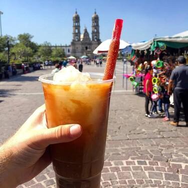 Tejuino, la bebida tradicional mexicana a base de maíz. Receta fácil
