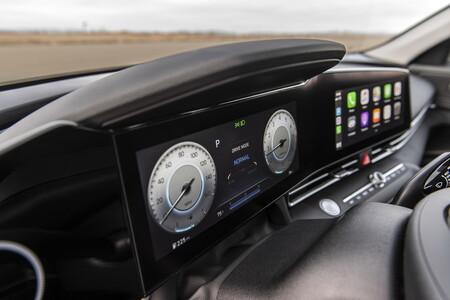Hyundai Elantra 2022 Mexico 20