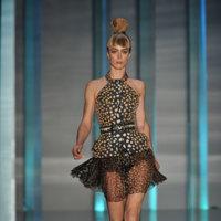 Christian Dior en la Semana de la Moda de París primavera-verano 2009