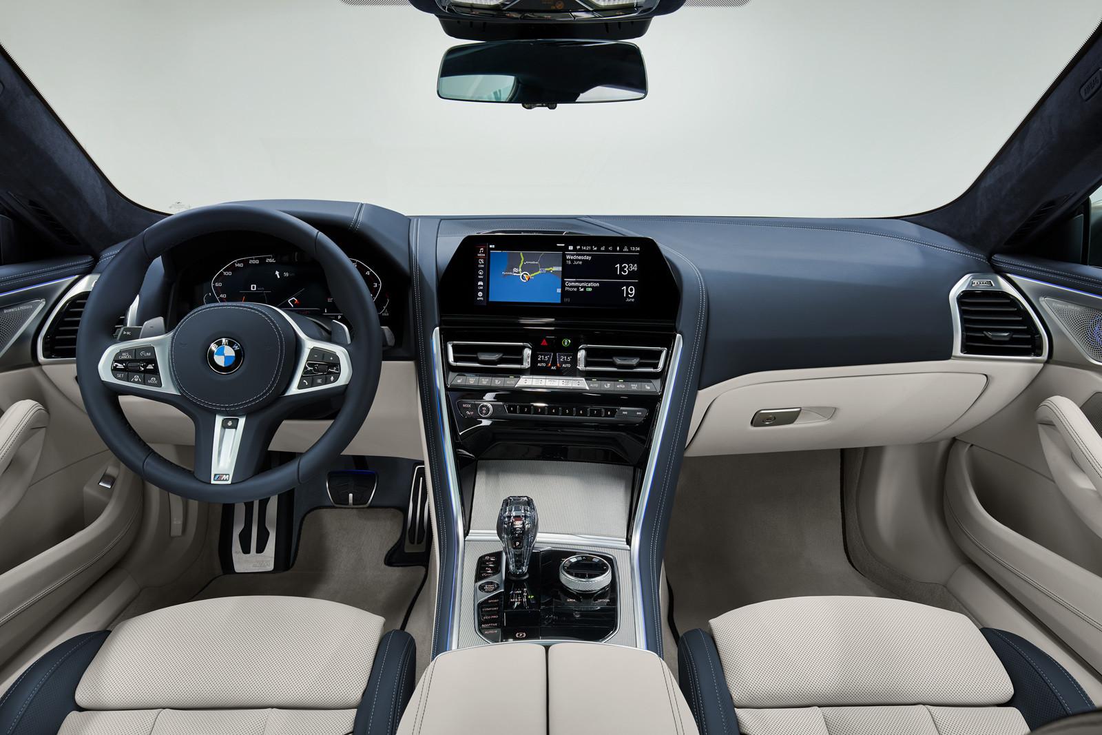 Foto de BMW Serie 8 Gran Coupé (presentación) (140/159)