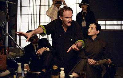 Descubre las referencias de Quentin Tarantino