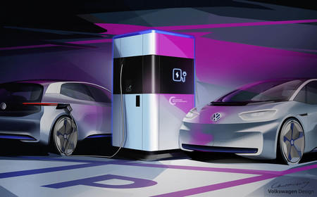 Volkswagen fabricará estaciones de carga portátiles para coches eléctricos a partir de 2020