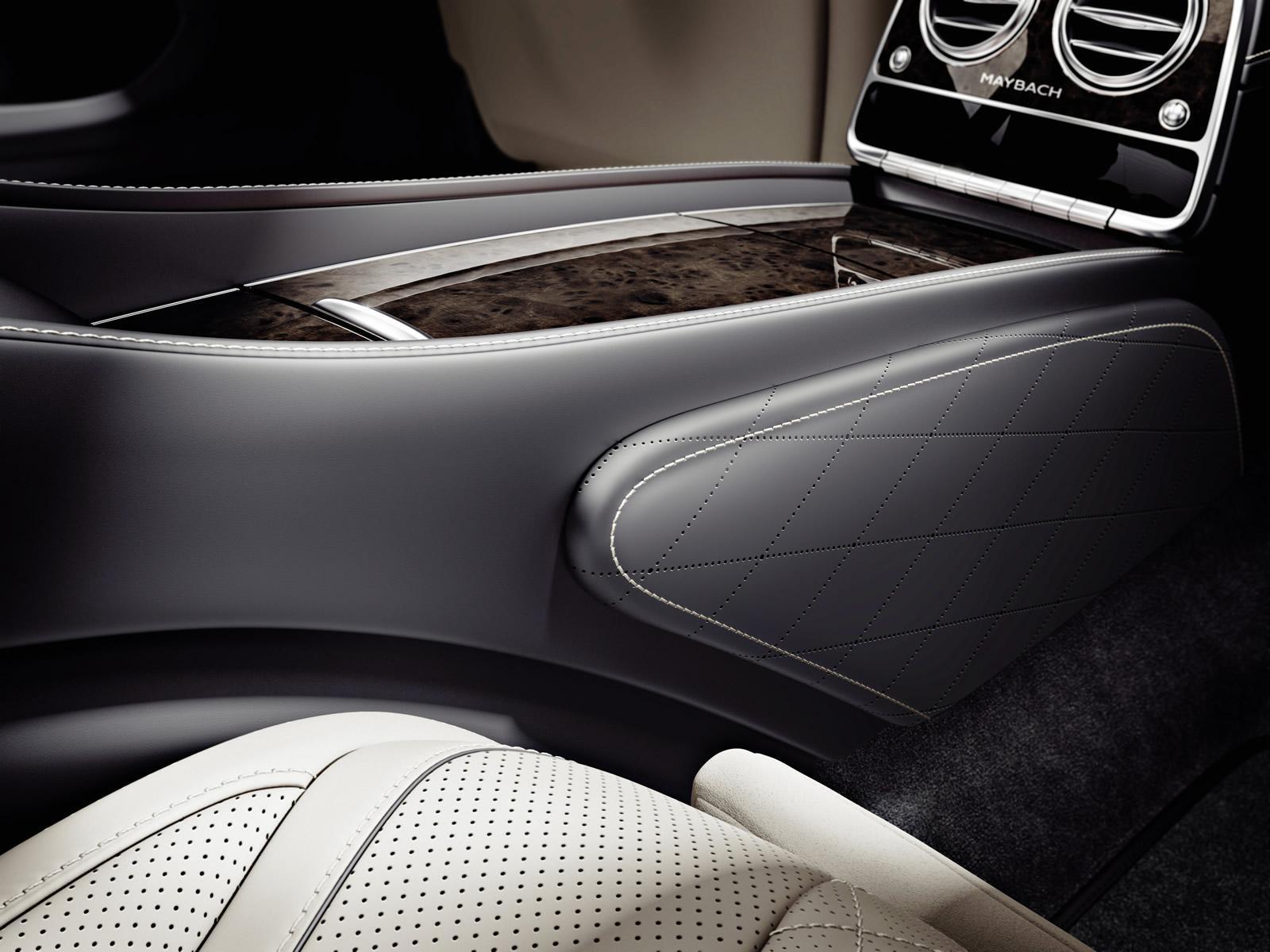 Foto de Mercedes-Benz Clase S Maybach (37/38)