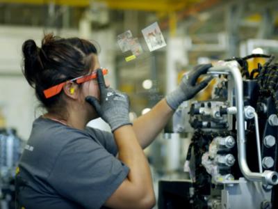 Las Google Glass no están muertas: siguen muy vivas en algunas plantas industriales