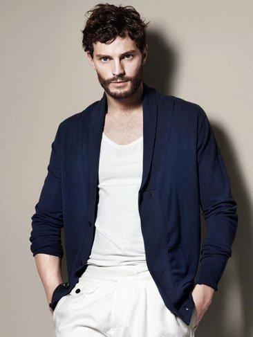 Catálogo de Zara Primavera-Verano 2011 con Jamie Dornan