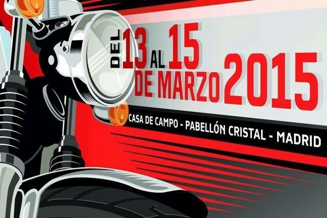 Confirmado el Salón MotoMadrid 2015 del 13 al 15 de marzo