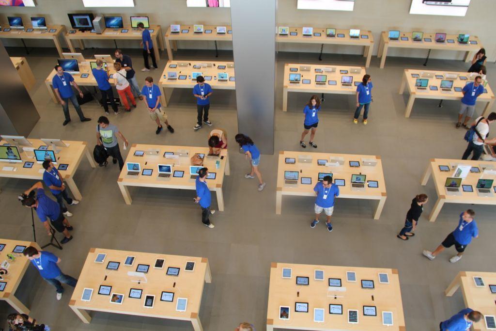 Foto de Apple Store Passeig de Gracia (20/50)