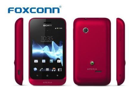 Sony Mobile se alía con Foxconn para competir en China