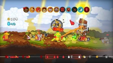 Se lanzará Swords & Soldiers HD para Wii U y próximamente una secuela