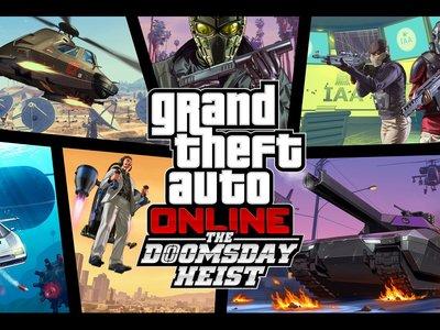 Rockstar desata su explosiva visión del apocalipsis: el Golpe del Juicio Final llega a GTA Online