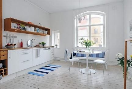 Casas que inspiran un piso peque o y bien aprovechado for D kitchen andheri east