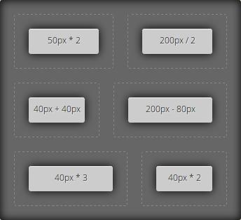 Ejemplos con distintas operaciones