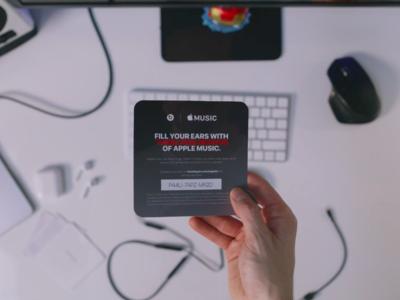 Los BeatsX vienen con sorpresa: una tarjeta regalo de tres meses gratis en Apple Music