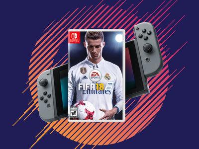 ¿Por qué FIFA 18 en Switch no ofrece juego online con amigos? Esta es la respuesta de EA