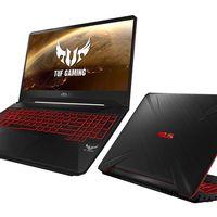 ASUS TUF Gaming FX505GD-BQ137, otro potente portátil gaming rebajado en Amazon, ahora por 849,99 euros