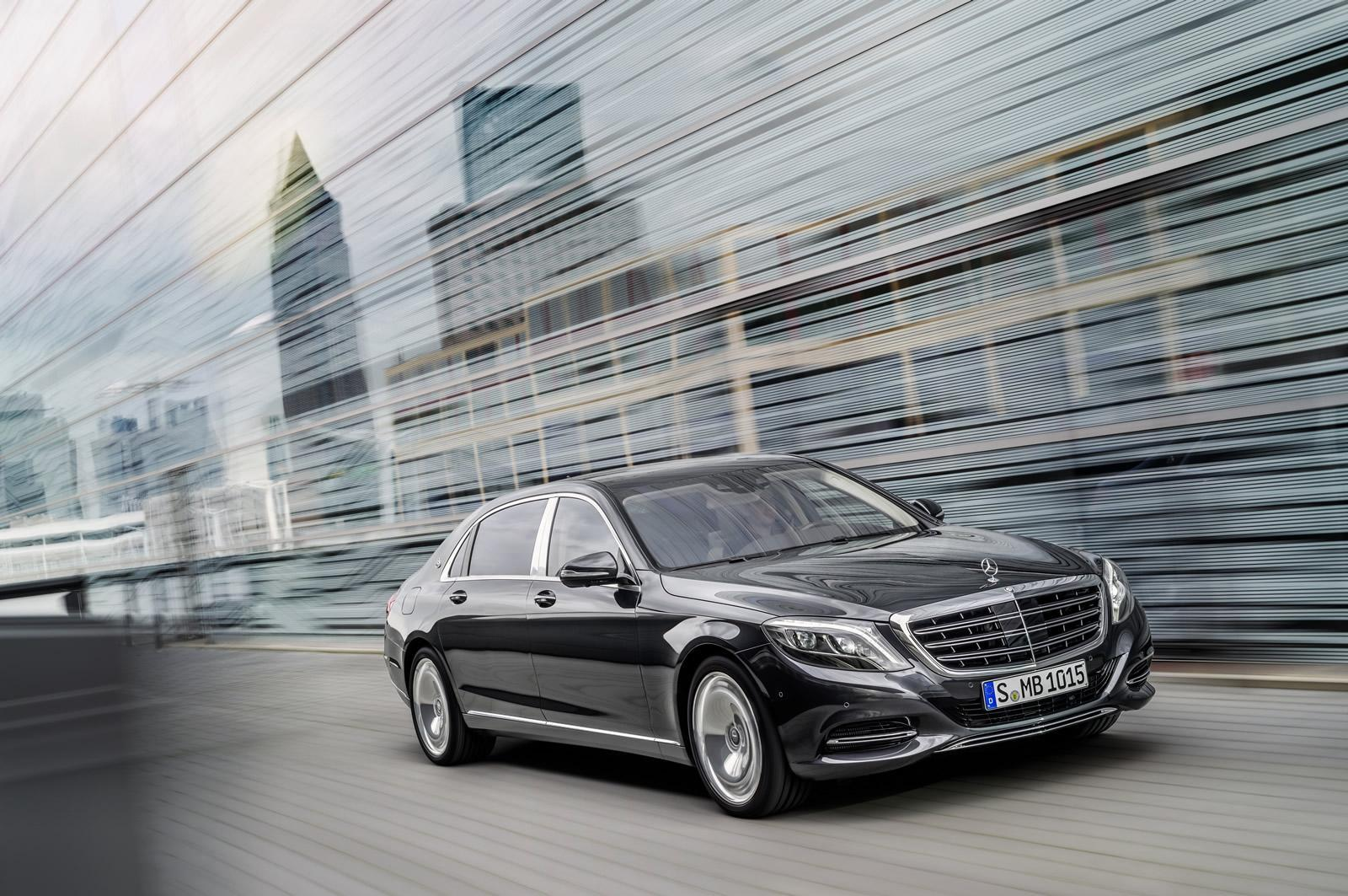 Foto de Mercedes-Benz Clase S Maybach (14/38)