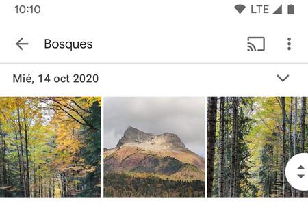 Google Fotos Cosas