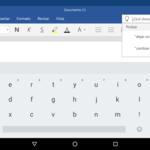 Microsoft Word, Excel y PowerPoint estrena ¿Qué desea hacer?, su nuevo buscador de comandos