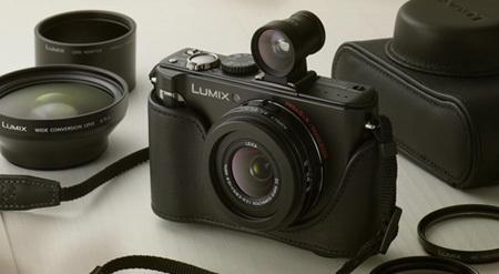 Nuevo firmware para la Lumix DMC-LX3