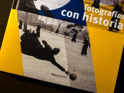 '50 fotografías con historia', un libro para los fotógrafos
