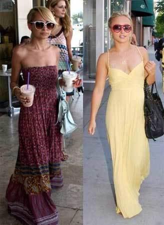 Vestidos largos, el nuevo must-have del verano
