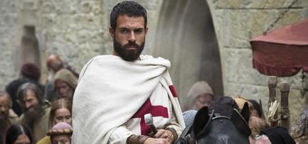 'Knightfall', una apuesta por el entretenimiento que descuida la recreación histórica
