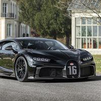 El extraterrestre Bugatti Chiron alcanza las 300 unidades producidas: quedan 200 y están casi todas vendidas