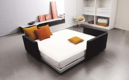 Flipper, un sofá cama diferente