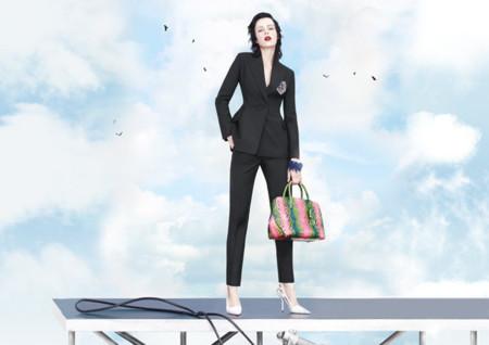 Edie Campbell Dior Verano 2014