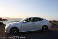 Lexus IS 250, prueba: conducción y dinámica