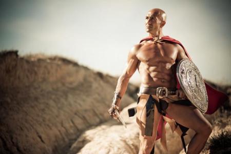 Al descubierto la dieta que llevaban los gladiadores romanos