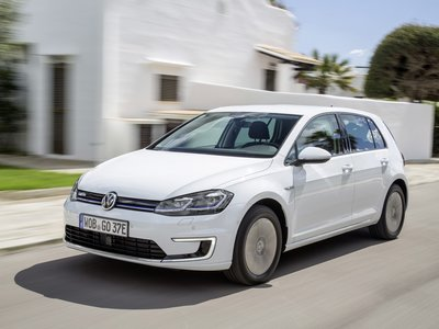 Puedes probar el Volkswagen e-Golf 2017 mañana y pasado en Madrid, pero no te ilusiones con su precio