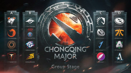 Previa de los 16 equipos que estarán en el Major de Chongqing de Dota 2