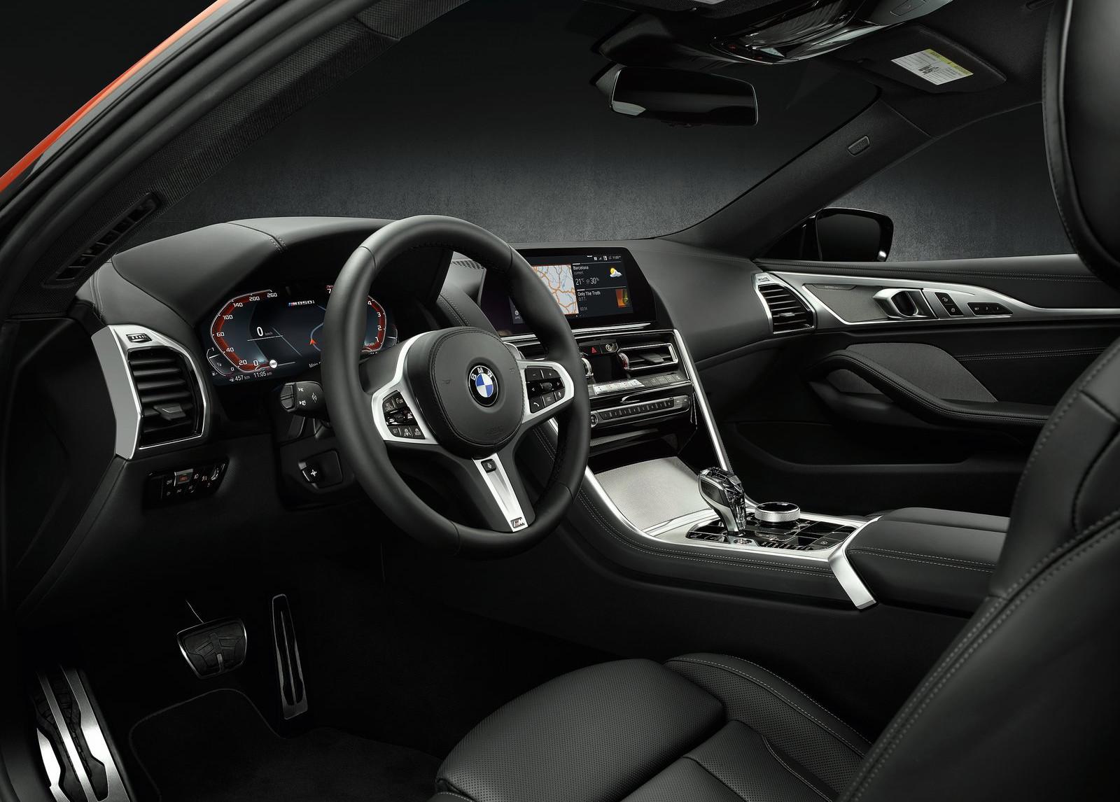 Foto de BMW Serie 8 (41/57)