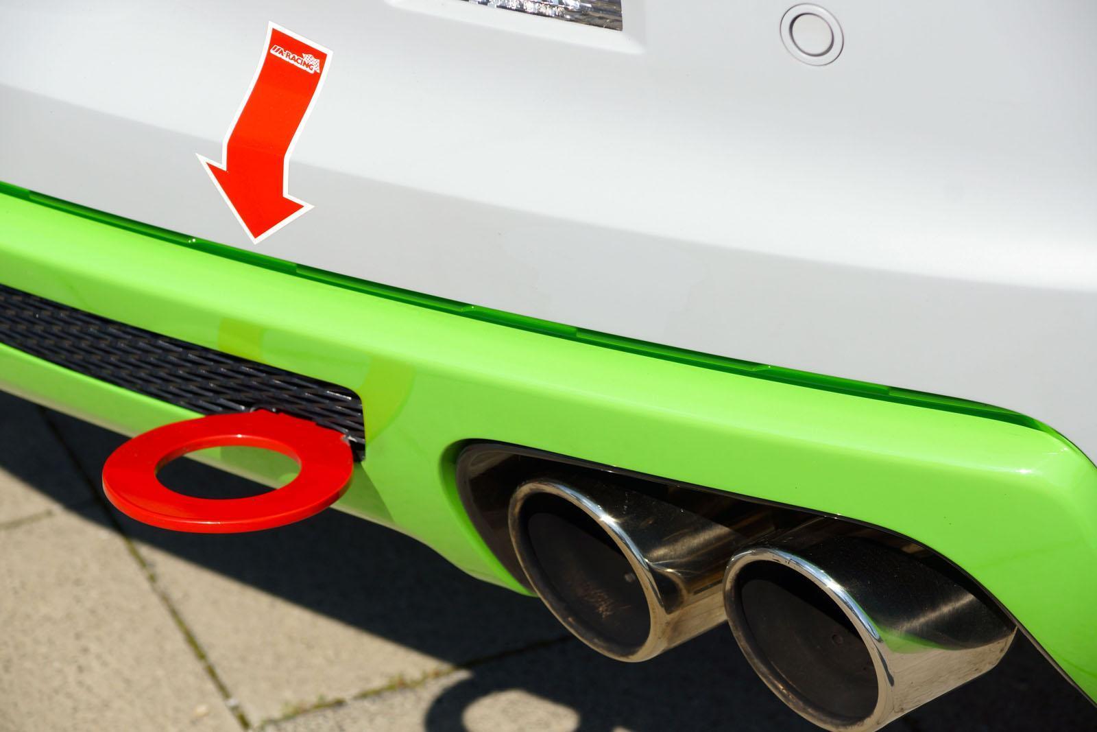 Foto de Geigercars Chevrolet Camaro LS9 (13/18)