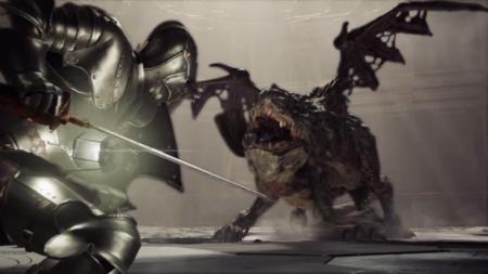 Capcom revela otro tráiler de Deep Down con nuevo e impresionante gameplay