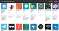 Microsoft Garage lanza un gran puñado de aplicaciones para Windows Phone, Android, iOS y más