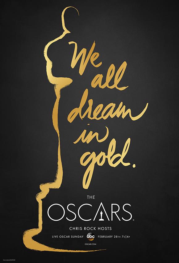 Foto de Oscars 2016, carteles oficiales (1/8)