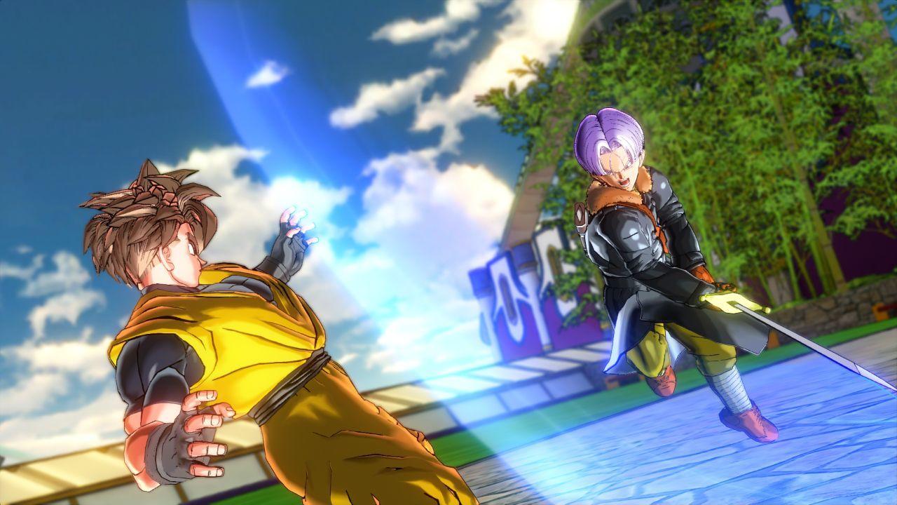 Foto de Guerrero Dragon Ball Xenoverse (14/19)