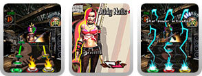 Guitar Hero para Blackberry