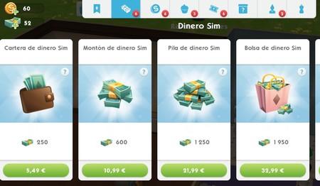 Los Sims Ios Compras