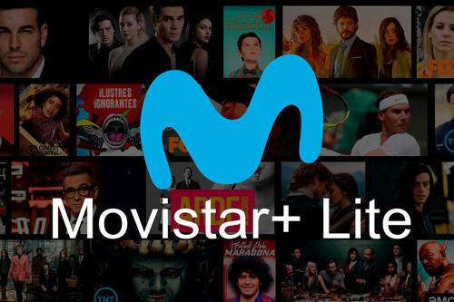 Movistar+ Lite contra su competencia: así queda la OTT de Movistar contra Netflix, HBO, Amazon Prime Video y demás servicios